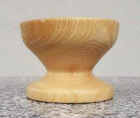 Schälchen aus Eschenholz 8 x 6 cm