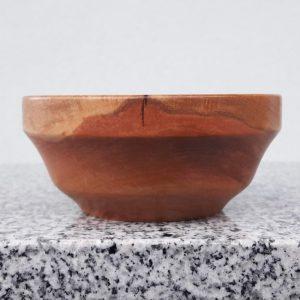 Kleine Schale aus Birnbaum 10,5 x 5 cm