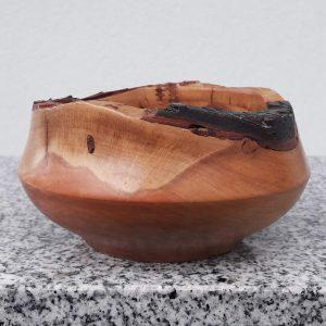 Rustikale Schale aus Birnbaum 13 x 6,5 cm (Kopie)
