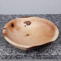 Schale aus Ahornholz 16,5 x 4 cm