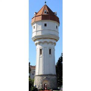Wasserturm in Wiener Neustadt 6,5 x 20 cm